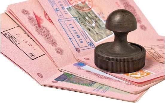 芝麻信用分签证