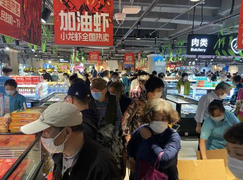 """""""五五购物狂欢节""""完全暴发 阿里巴巴为上海市顾客节约20亿_开淘网"""